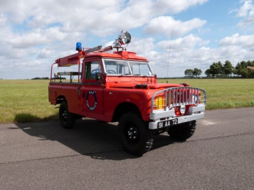 AIRFIELD CRASH RESCUE TRUCK (ACRT)