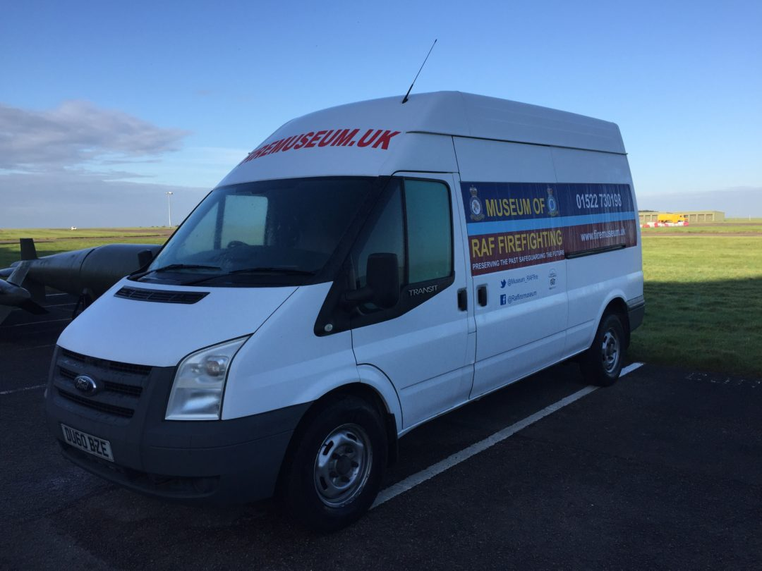 Ford Transit – Support Van